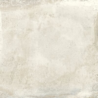 Borigni 35 x 35 Porcelain Field Tile in White