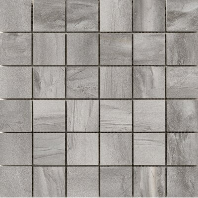 Boulevard 2 x 2 Porcelain Mosaic Tile in Gracia