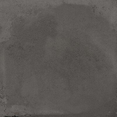 Borigni 35 x 35 Porcelain Field Tile in Black