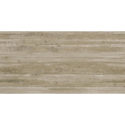 Cassero 12 x 24 Porcelain Field Tile in Moka