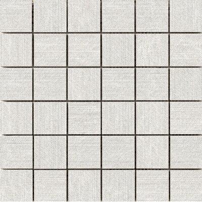 Dunham 2 x 2 Porcelain Mosaic Tile in Orcha