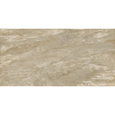 Milestone 24 x 47 Porcelain Field Tile in Taupe