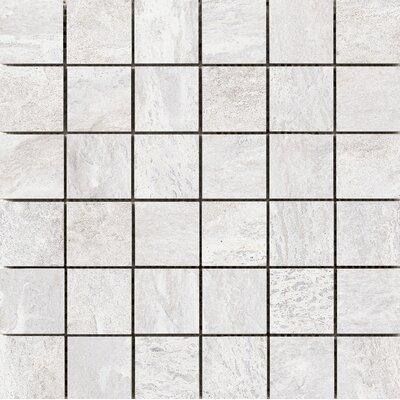 Milestone 2 x 2 Porcelain Mosaic Tile in White