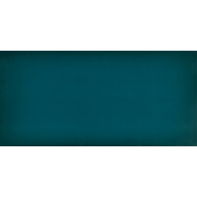 Ombre 6 x 12 Ceramic Subway Tile in Glossy Blue