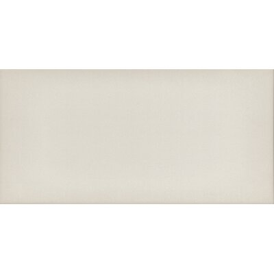 Ombre 6 x 12 Ceramic Subway Tile in Glossy Ivory