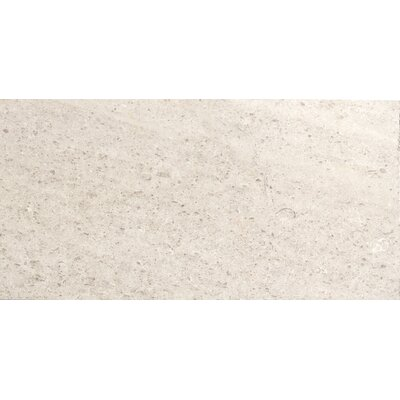 Presidio 12 x 24 Limestone Field Tile in Ivory