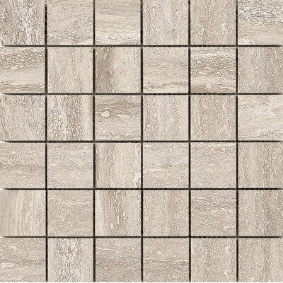 Esplanade 2 x 2 Porcelain Mosaic Tile in Pass