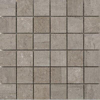 Formwork 2 x 2 Porcelain Mosaic Tile in Union