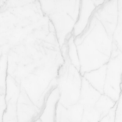 Quest Polished 32 x 32 Porcelain Field Tile in White