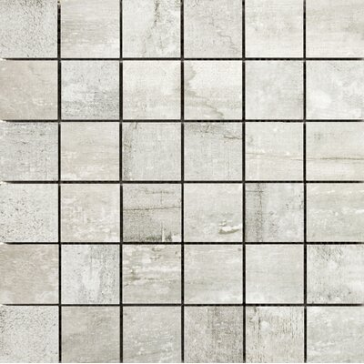 Ranch 2 x 2 Porcelain Mosaic Tile in Farm