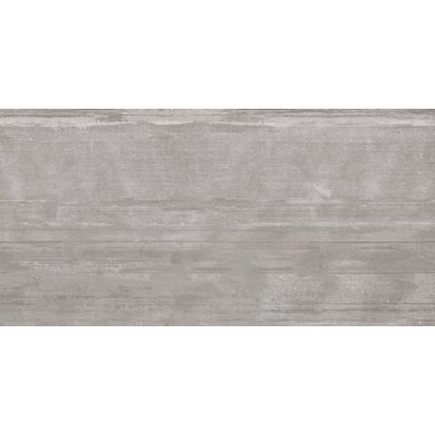 Hangar 12 x 23 Porcelain Field Tile in Smoke