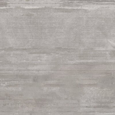 Hangar 31 x 31 Porcelain Field Tile in Smoke