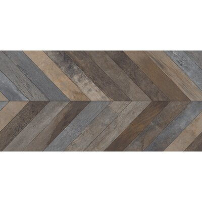 Velocity 17 x 35 Porcelain Field Tile in Pulse