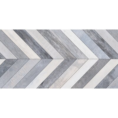 Velocity 17 x 35 Porcelain Field Tile in Rate