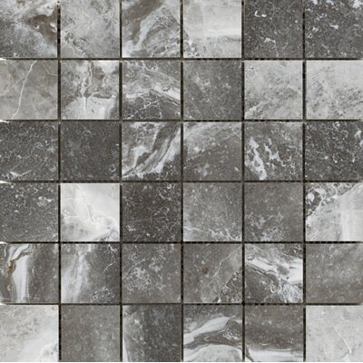 Vienna 2 x 2 Porcelain Mosaic Tile in Strausse