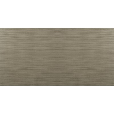 Thread 12 x 24 Porcelain Field Tile in Olive