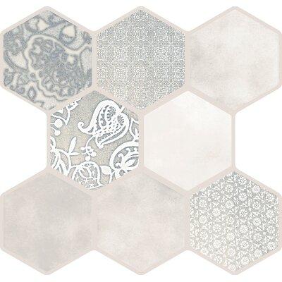 Virtue 18 x 18 Porcelain Field Tile in Beige