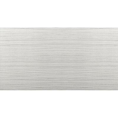 Thread 12 x 24 Porcelain Field Tile in Silver