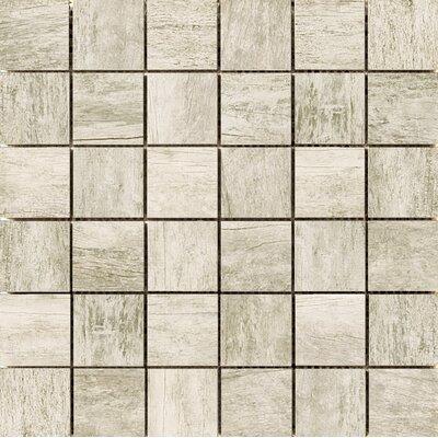 Zephyr 2 x 2 Ceramic Mosaic Tile in Breeze