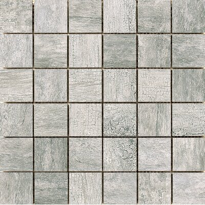 Zephyr 2 x 2 Ceramic Mosaic Tile in Draft