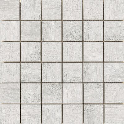 Zephyr 2 x 2 Ceramic Mosaic Tile in Wind