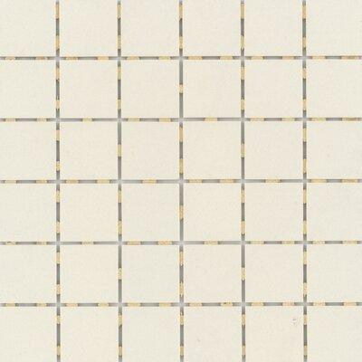Zone 2 x 2 Porcelain Mosaic Tile in Matte Bone