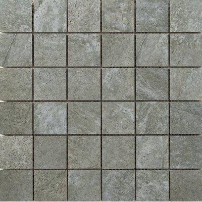 Trovata 2 x 2 Porcelain Mosaic Tile in Ledger