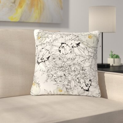 Danii Pollehn Finebuqet Outdoor Throw Pillow Size: 18 H x 18 W x 5 D