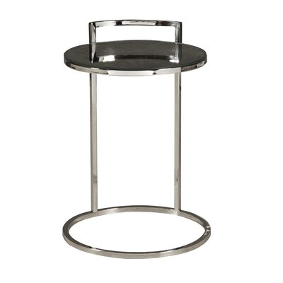 Jacquez Round End Table