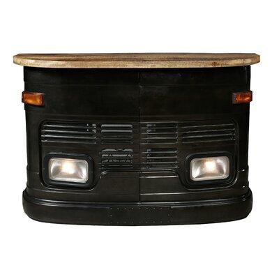Crown Heights Vintage Truck Designed Bar