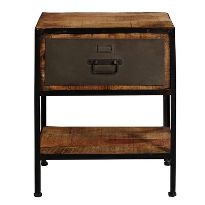 Courts End Table