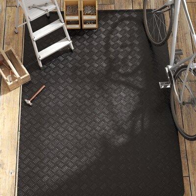 Garage Floor Protection Utility Mat Size: Retangle 5 x 7