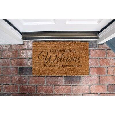 Withrow Coir Doormat