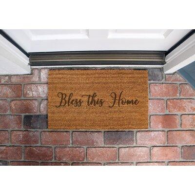 Wishart Coir Doormat