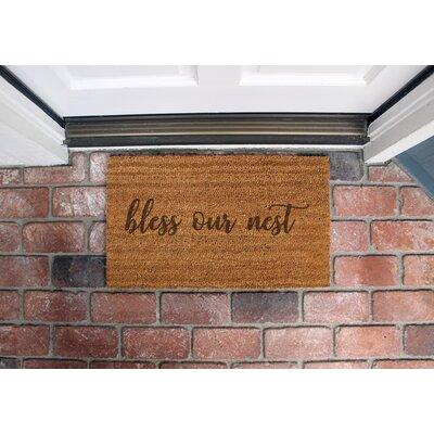 Wiseman Coir Doormat