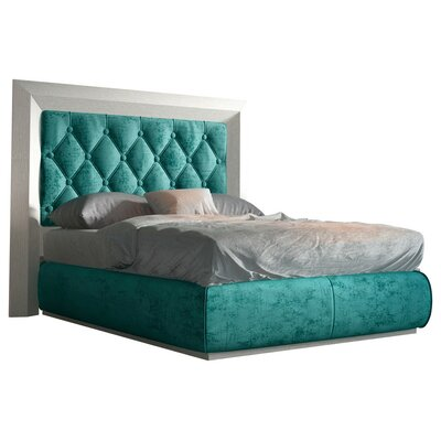 Kohr Panel Bed Size: King