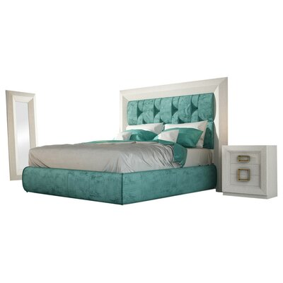 Kohr Panel 5 Piece Bedroom Set Size: Queen