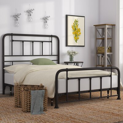 Maryellen Panel Headboard and Footboard Size: King