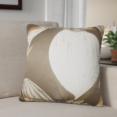 Carbonaro Cotton Throw Pillow