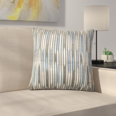 Stromberg Striped Throw Pillow