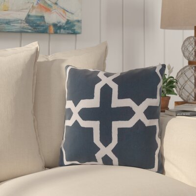 Brockington Star Throw Pillow Size: 20