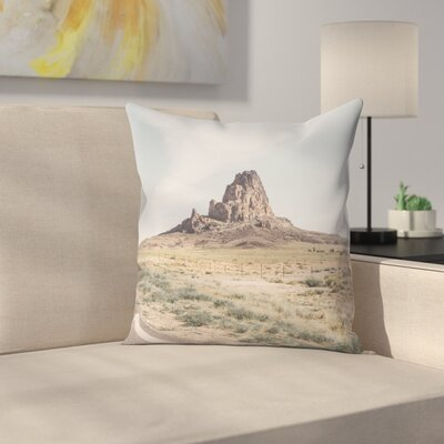 Luke Gram Arizona USA Throw Pillow Size: 18 x 18