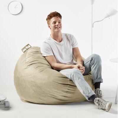 Big Joe Medium Upholstery: Oat