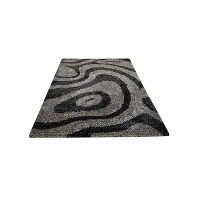 Ry Hand-Woven Gray/White Indoor/Outdoor Area Rug Rug Size: Rectangle�8 x 10