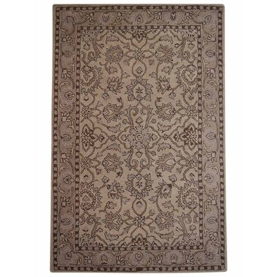 Selma Hand-Woven Cream Area Rug Rug Size: Rectangle�10 x 13