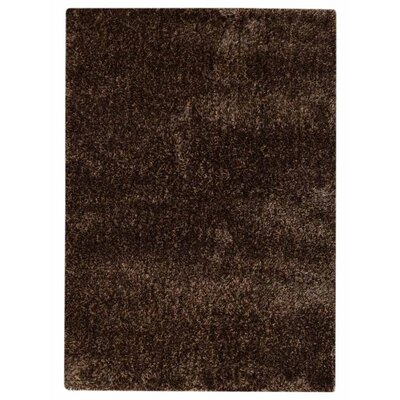 Stiner Hand-Woven Solid Beige/Brown Area Rug Rug Size: Rectangle�6 x 9