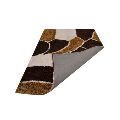 Ry Hand-Woven Brown/White Indoor/Outdoor Area Rug Rug Size: Rectangle�8 x 10