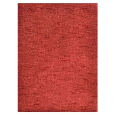 LaTayna Hand-Woven Wool Tera Area Rug Rug Size: Rectangle 5 x 8