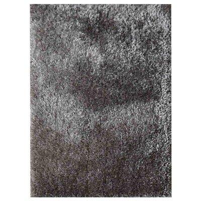 Ayako Hand-Woven Gray Area Rug Rug Size: Rectangle�8 x 10