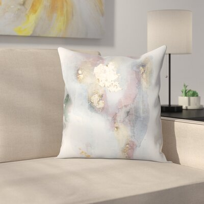 Christine Olmstead Rose2 Throw Pillow Size: 16 x 16